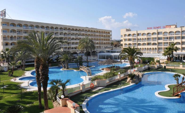 Hotel Evenia Olympic Suites****